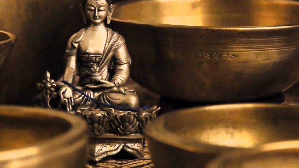 tibeti éneklő edény